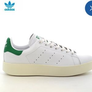Adidas Women's Original Stan Smith Bold Size 6.5
